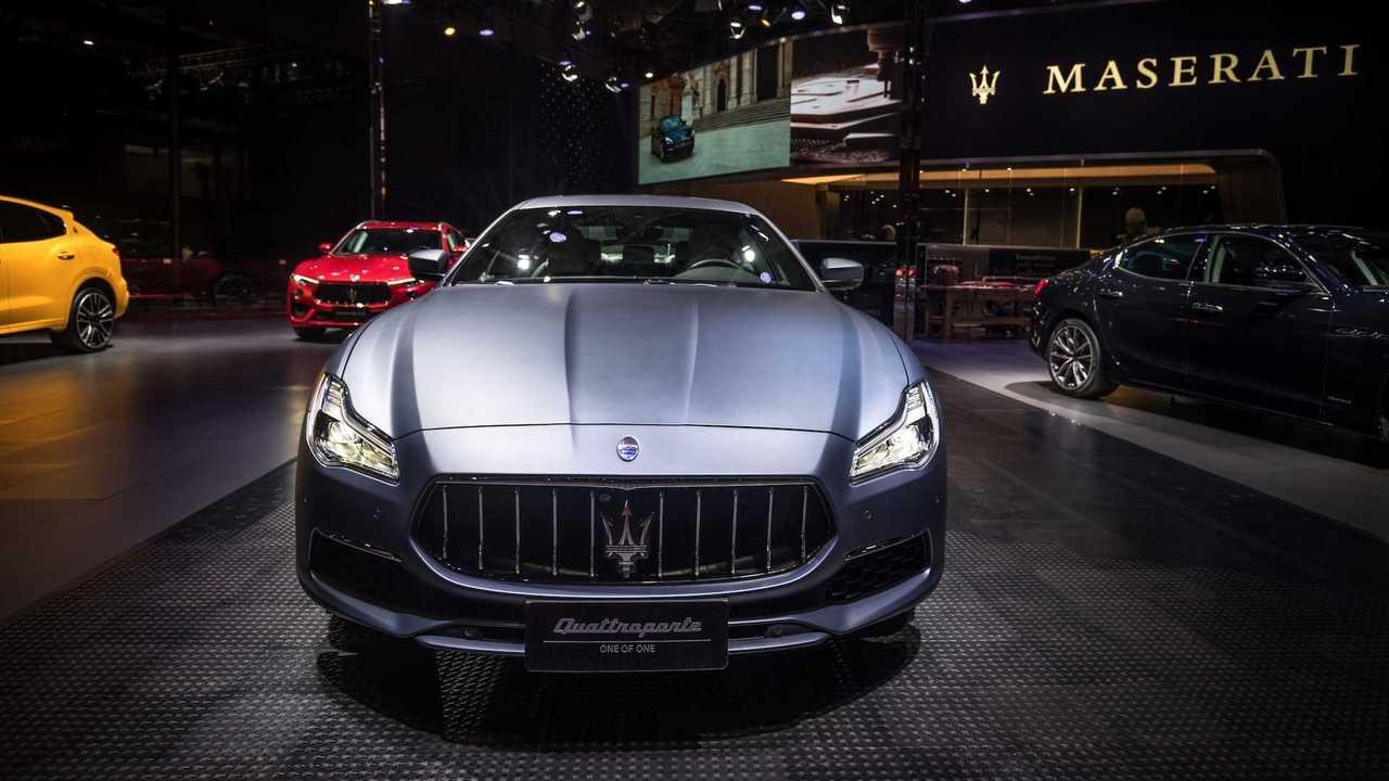 Maserati One of One 2019