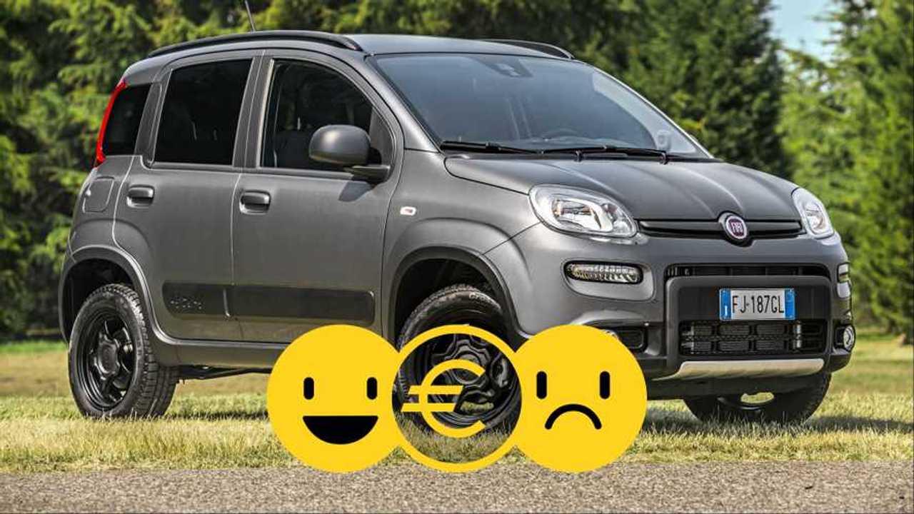 Promozione Fiat Panda 4x4, perché conviene e perché no