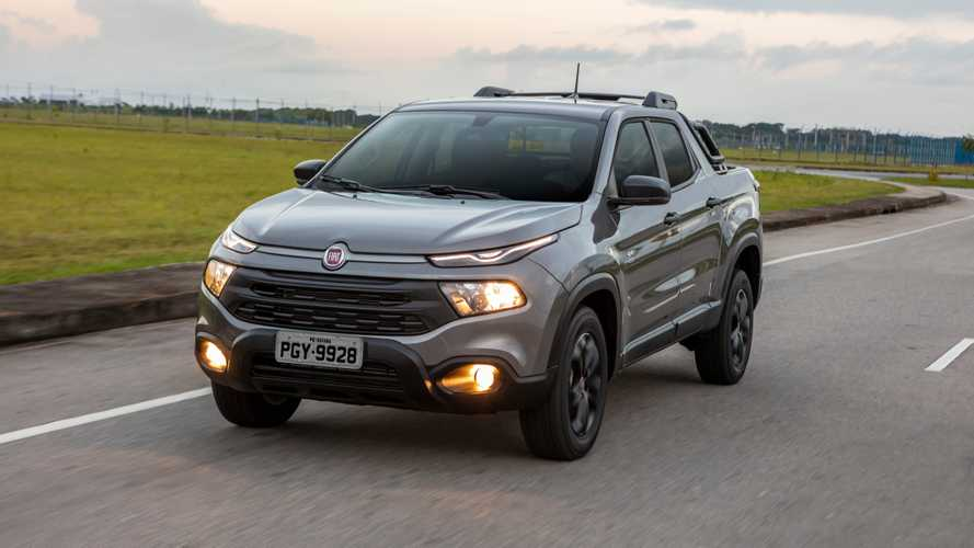Recall: Fiat Toro tem risco de incêndio por vazamento de combustível