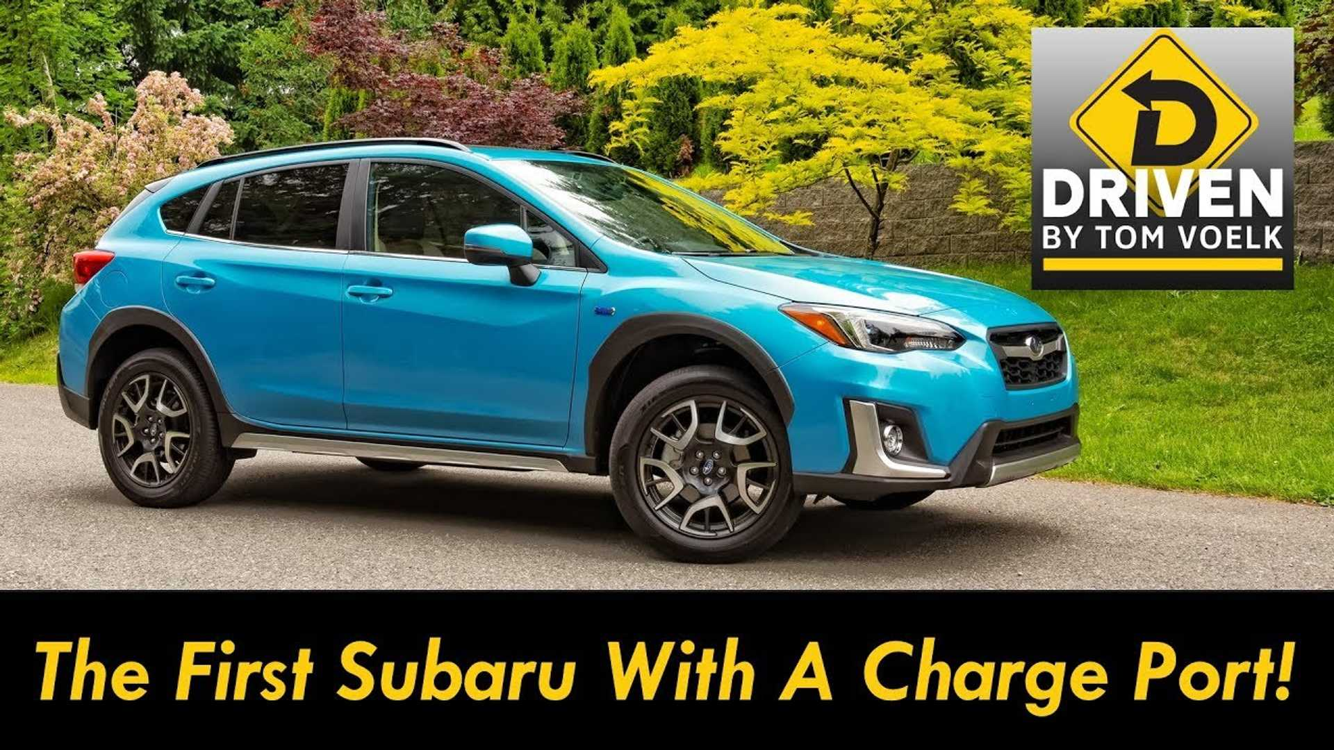 Subaru Crosstrek Hybrid PHEV Tested By Driven Car Reviews: Video