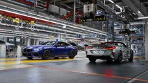 BMW M8 Competition Coupe, M8 Competition Convertible enter production at Dingolfing factory