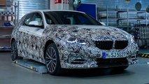 Teaser BMW Série 1