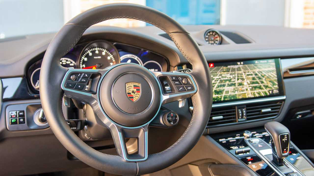 Porsche In 2019 Sold More Than Double SUVs Than Cars In The U.S.
