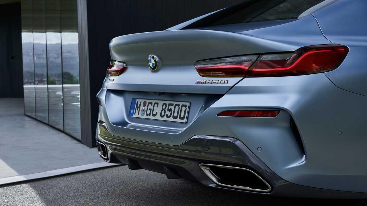 BMW Série 8 Gran Coupe (2020)