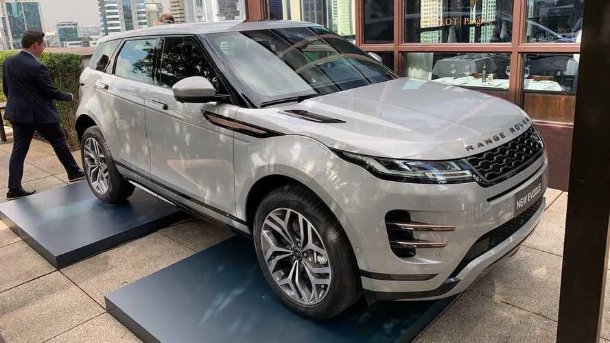 Novo Range Rover Evoque é lançado no Brasil; veja preços