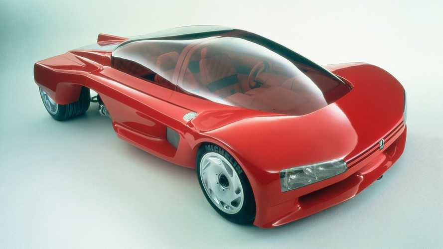 Prototipos olvidados: Peugeot Proxima (1986)