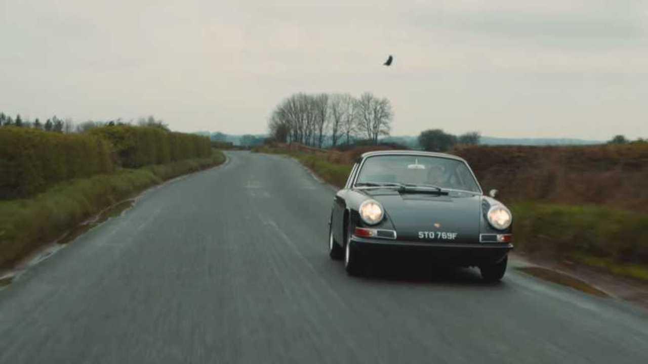 1967 Porsche 911 S Coldplay
