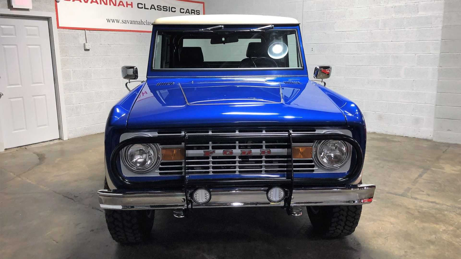 "[""1977 Ford Bronco Is Ready To Rumble""]"