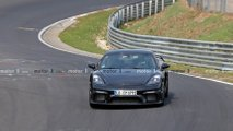2020 Porsche 718 Cayman GT4 Latest Spy Photos