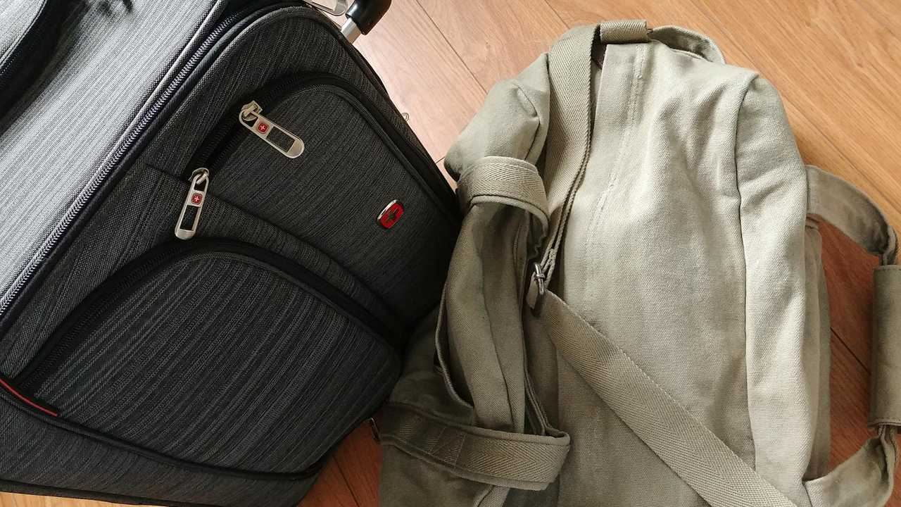 Check-In Versus Carry-On