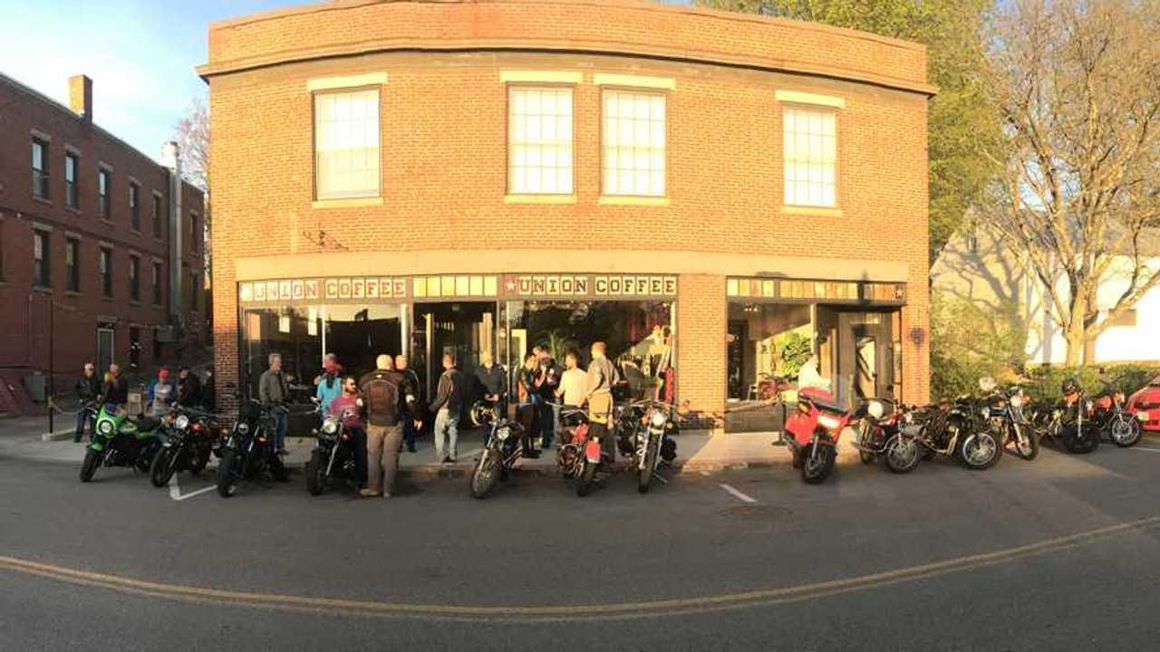 Union Coffee Bike Night