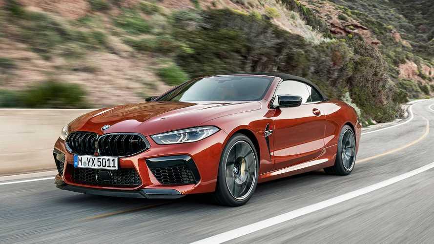 Négy különböző változatban is megmutatta magát a vadonatúj BMW M8