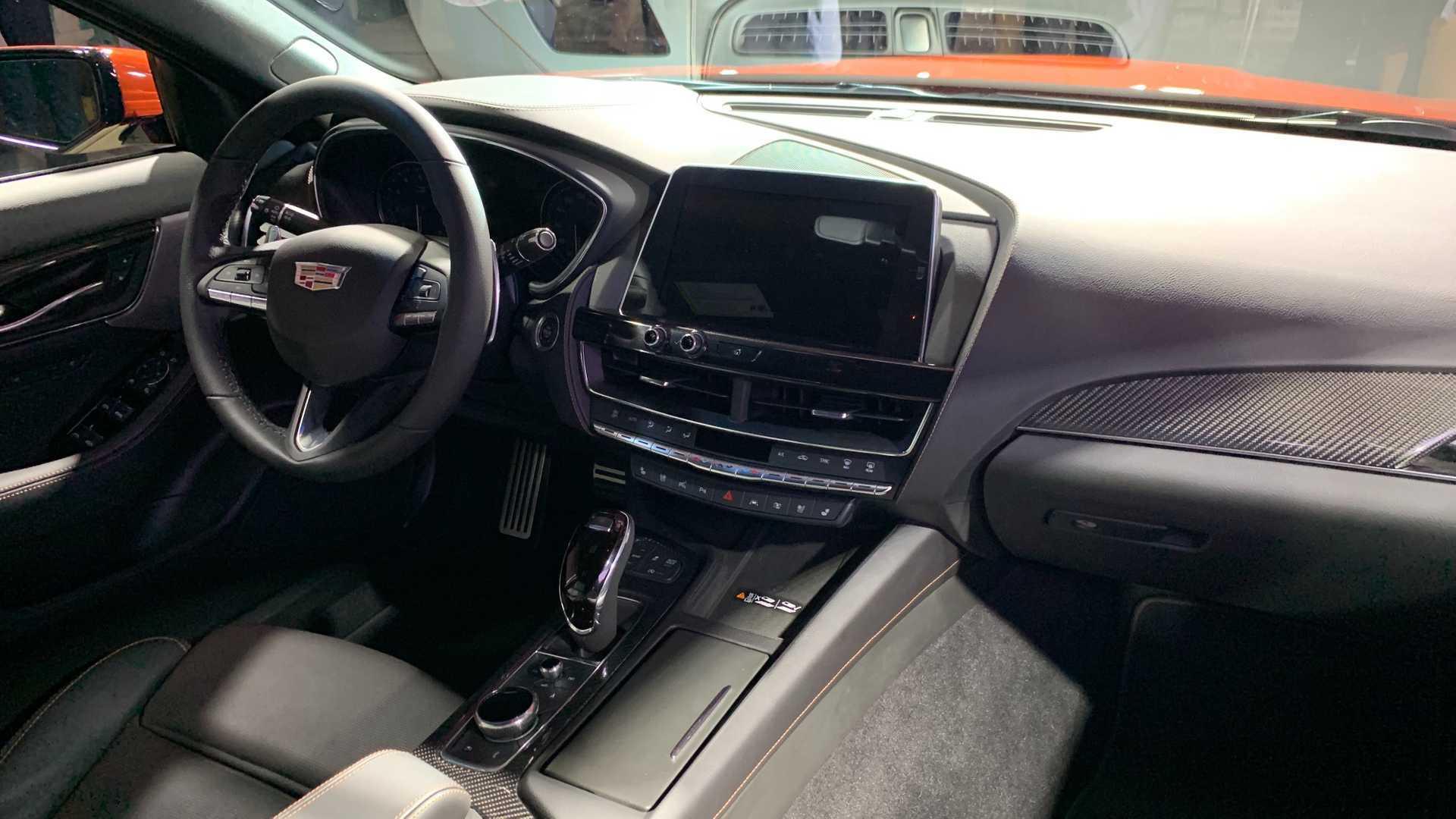 2020 - [Cadillac] CT5 - Page 2 Cadillac-ct5-v-debut