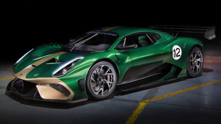 Brabham building street-legal follow-up to BT62 for 2022