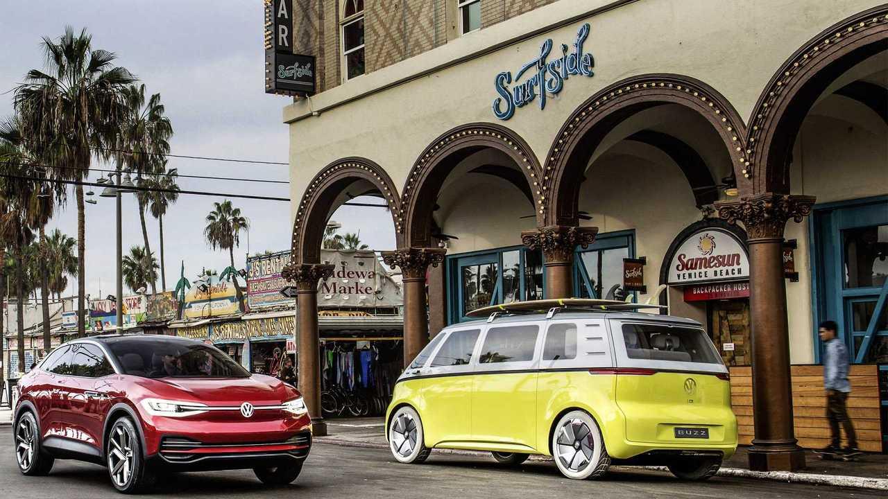 Elettrificazione gamma Volkswagen