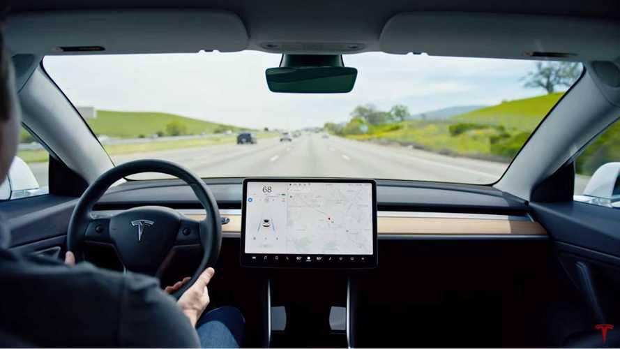 Elon Musk Announces April 22 As Start Of Tesla Full Self Driving
