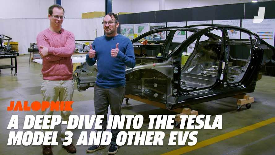 Watch Why Tesla Model 3 Has Edge On Engineering: Video