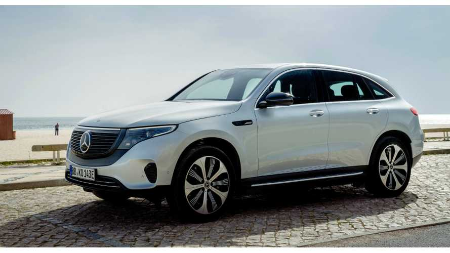 2020 Mercedes-Benz EQC Edition 1886 Revealed