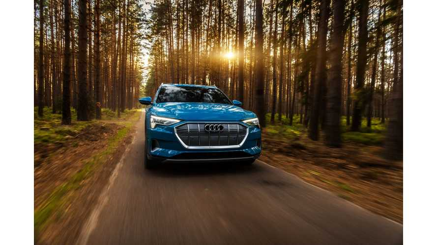 Audi E-Tron Production Stalls Out, E-Tron Sportback Delayed