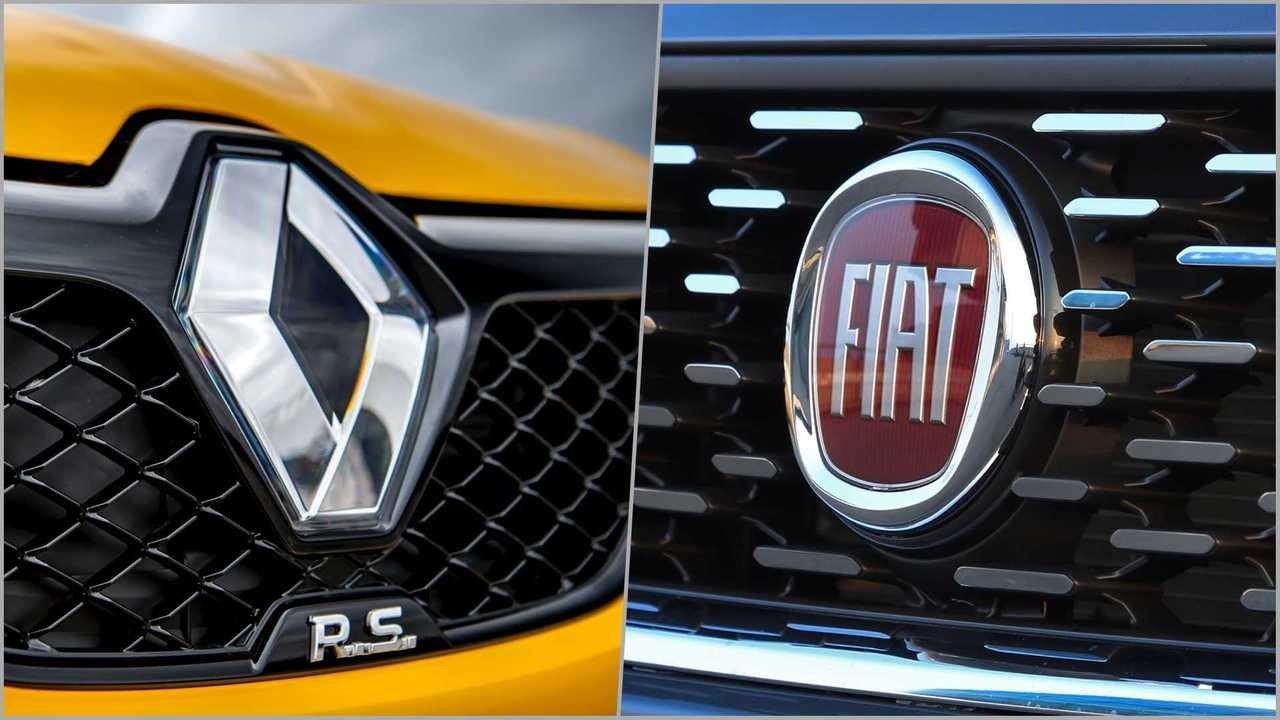 Renault e Fiat
