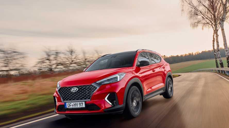 Los Hyundai Tucson y Santa Fe, y el KIA Sorento, serán híbridos en 2020