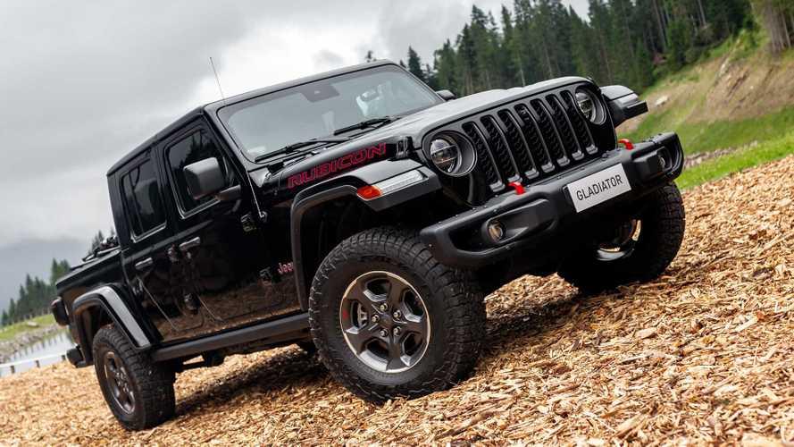 Jeep Gladiator Avrupa'ya da geliyor