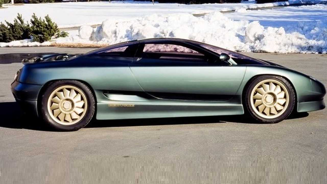 Lotus Emotion, 1991 год