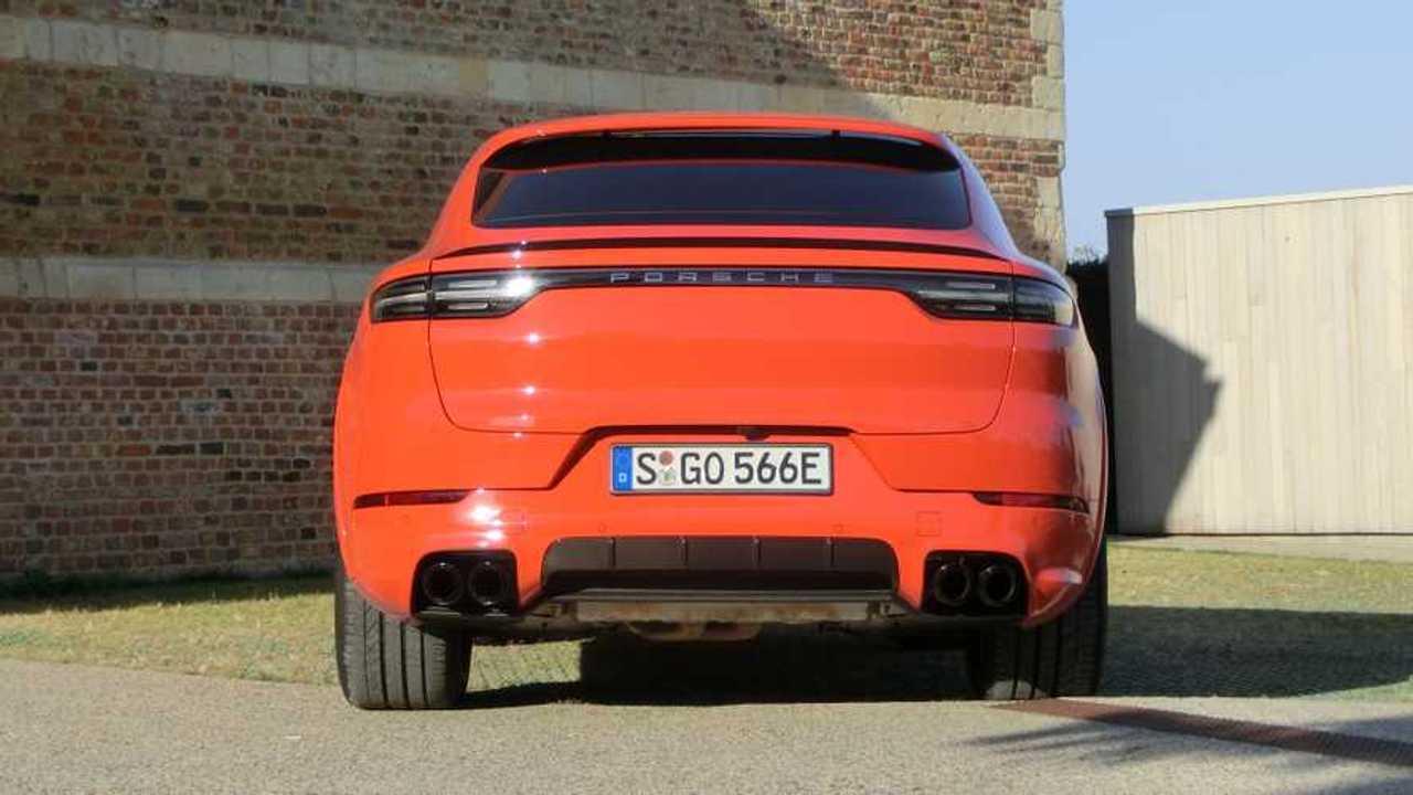 Porsche Cayenne Turbo S E-Hybrid Coupé 2020