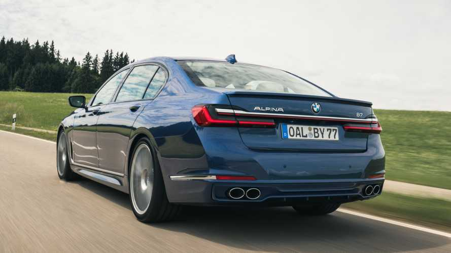 Alpina says top speed limiters will hurt sales of performance cars
