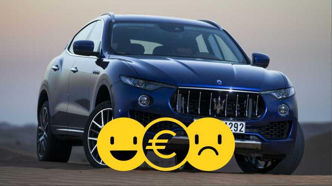 Promozione Maserati Levante luglio 2019