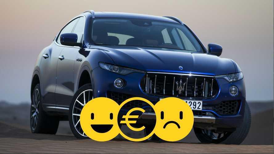 Promozione Maserati Levante: perché conviene e perché no