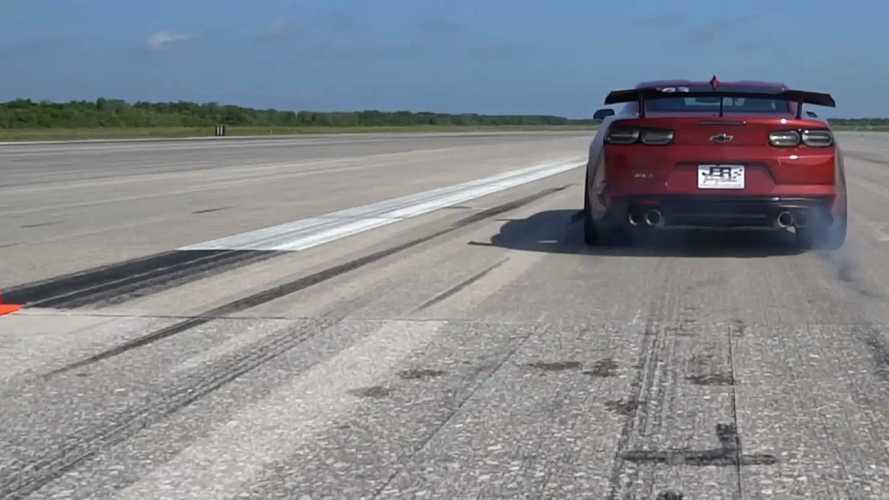 Camaro ZL1 1LE Half-Mile Sprint