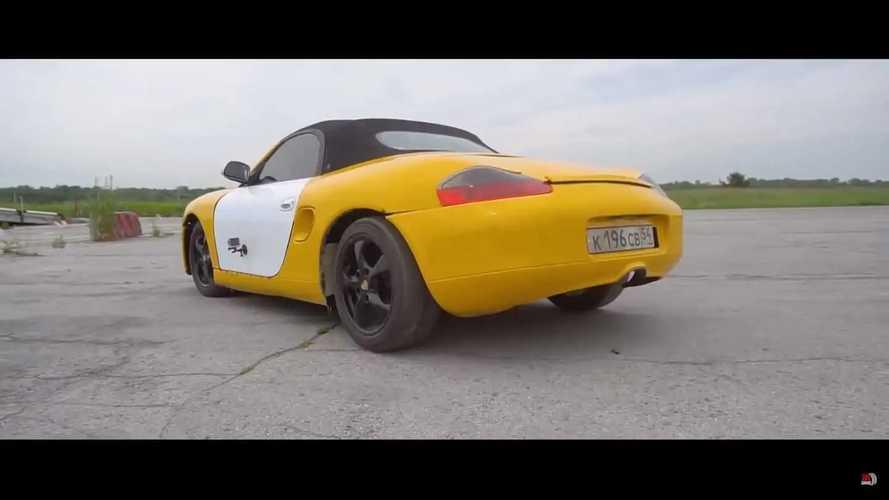 Lada-Based Porsche Boxster