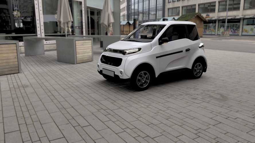 Russian Zetta City Module 1 Wants To Be World's Cheapest Electric Car