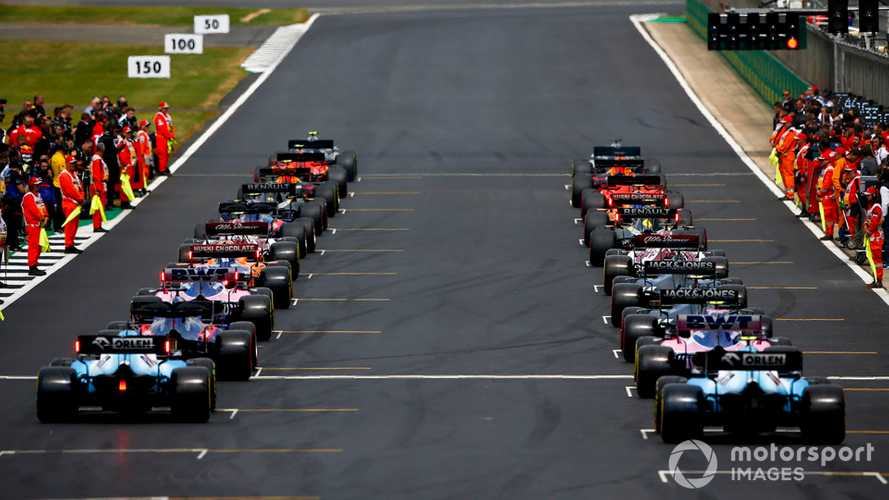 Formula 1 posts slight revenue increase compared to 2018
