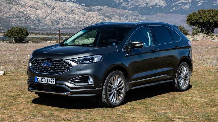 Prueba Ford Edge Vignale 2019