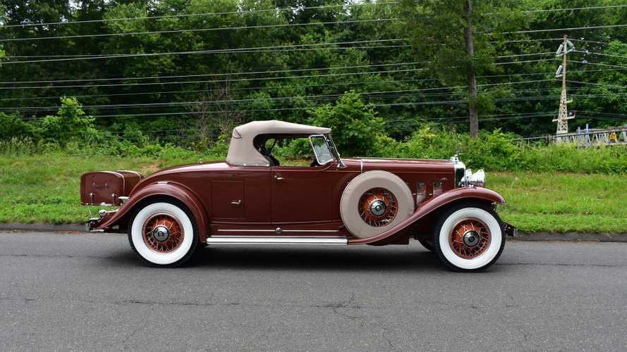 Stylish 1931 Cadillac 370A V12 Is A Unicorn