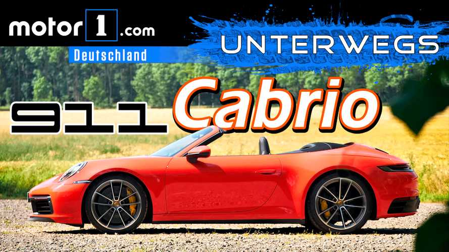 Video: Porsche 911 (992) Cabrio 2019 im Test