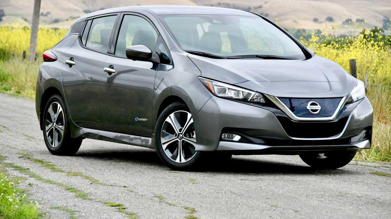 2019 Nissan Leaf 40 Kwh Road Test And Battery Temperature Details