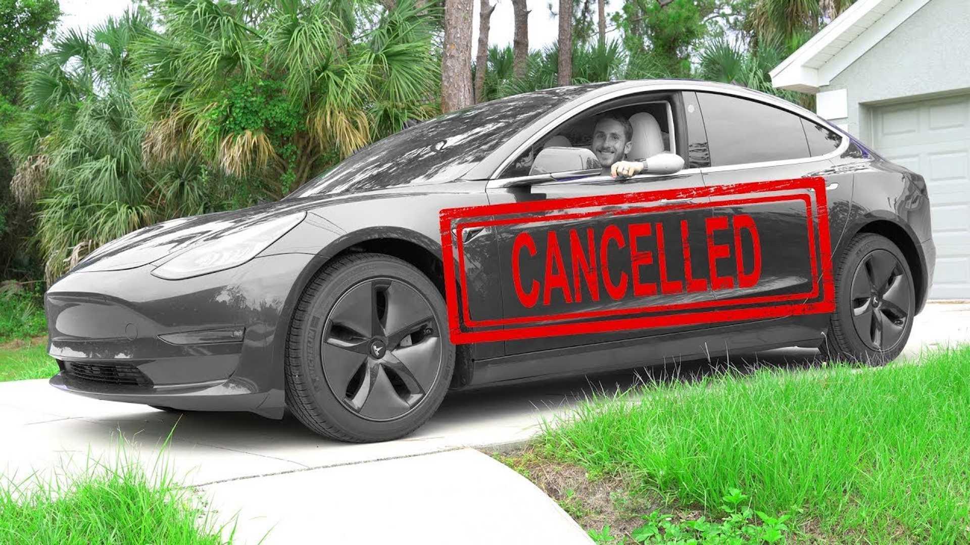 Tesla Discontinues Long Range Rear-Wheel Drive Model 3