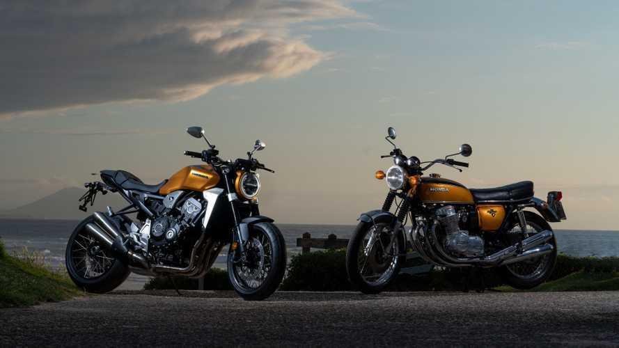 Honda: al Wheels & Waves la festa per i 50 anni delle CB