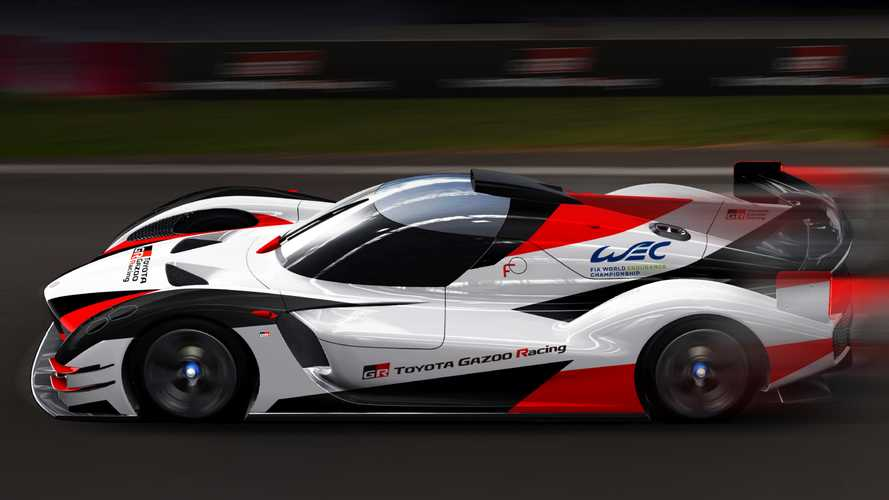 Toyota GR Super Sport Hypercar Road Car Development Is Underway