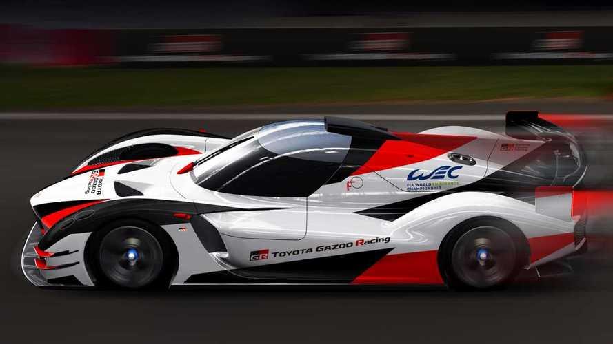 Toyota готовит дорожный гиперкар GR Super Sport