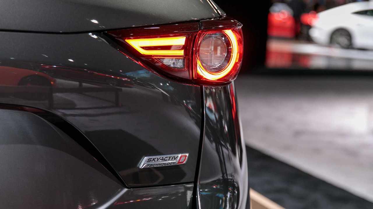2019 Mazda CX-5 Diesel Live Photos