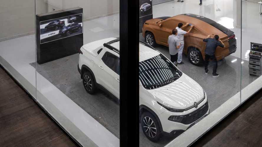 Fiat inaugura novo centro de design em Betim para atender Jeep e RAM