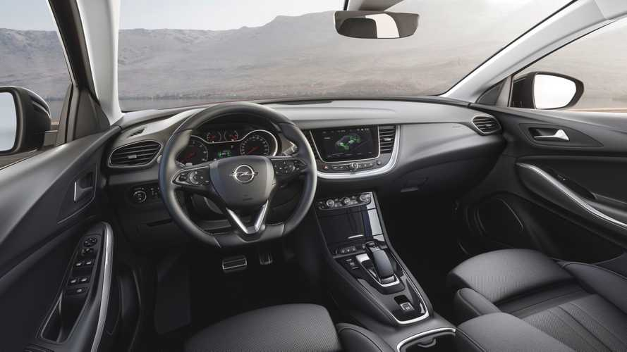 Opel Grandland X Hybrid4 Priced From €49,940 In Germany
