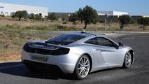 McLaren P13 spy photo