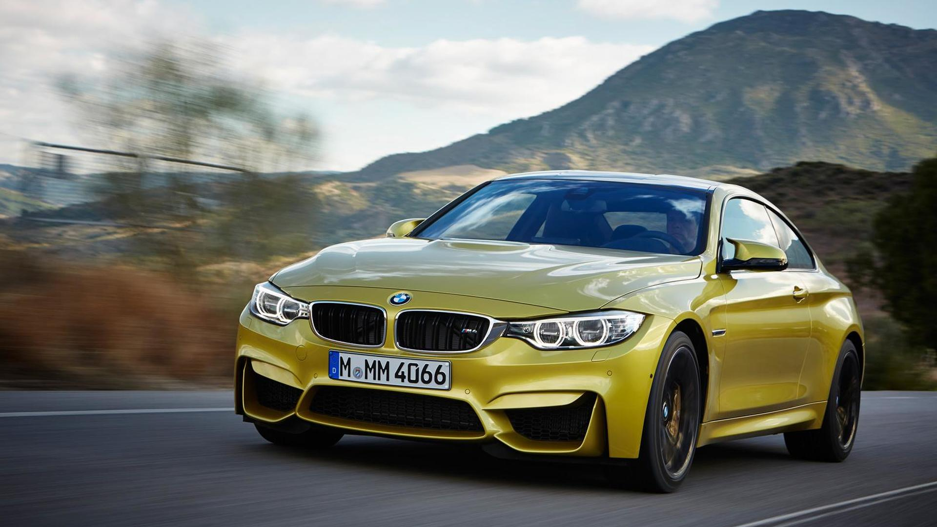 Bmw M4 Coupe Laps The Nordschleife In 752 Report