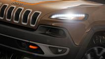 Jeep Cherokee SEMA concept 08.10.2013