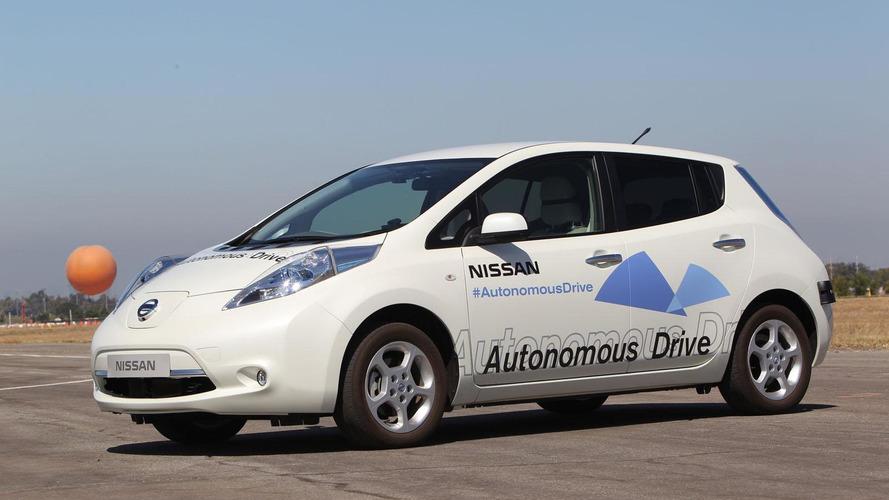 Nissan to launch multiple autonomous vehicles by 2020